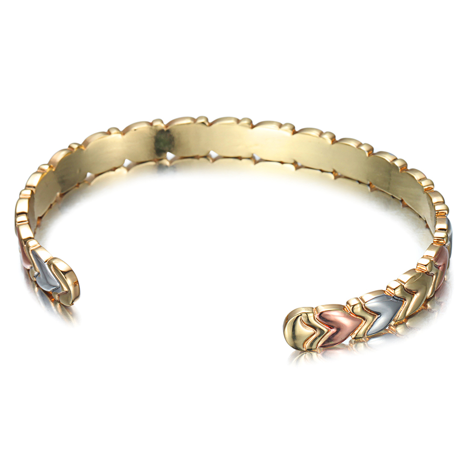 Cuff Copper Bangles  (6)