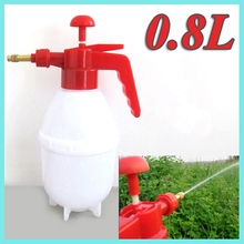 New Chemical Sprayer Portable Pressure Garden Spray Bottle Plant Water Handheld Sprayer 800ML Garden Supplies