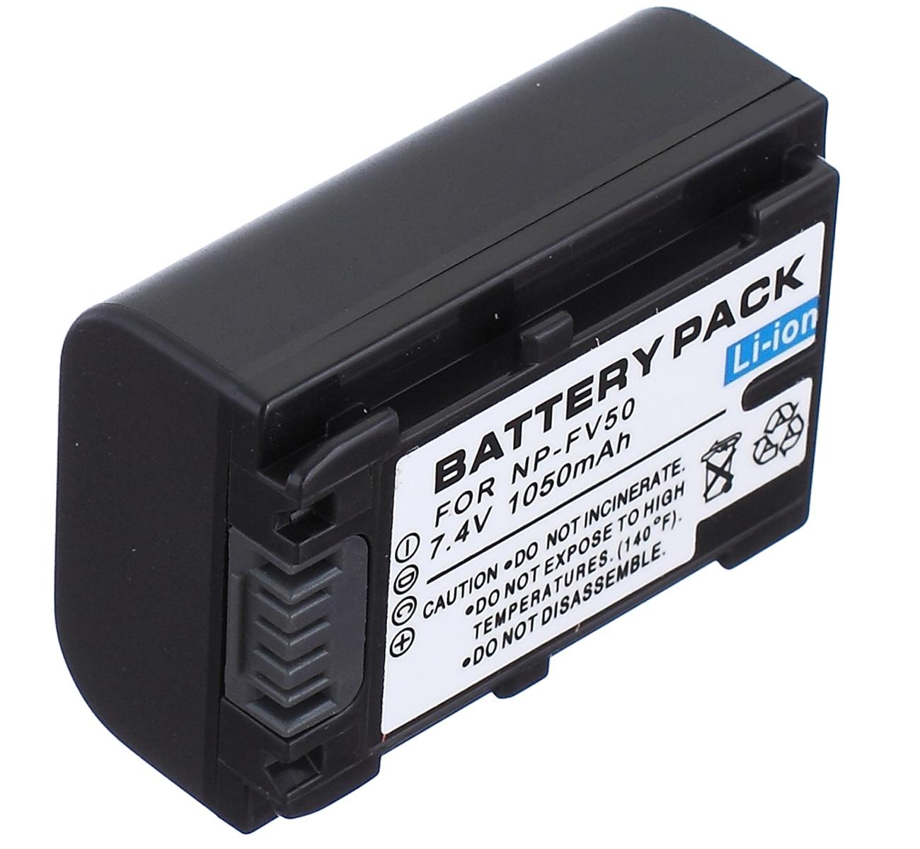 DCR-SX34E DCR-SX34 Battery Pack for Sony DCR-SX33 DCR-SX44E Handycam Camcorder