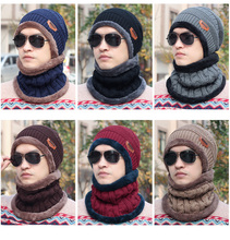 Cold Weather Winter Wool Sun Fleece Neck Warmer Balaclava Scarf Face Mask Earmuffs Knitted Caps Snowboard  Hats Beanie Paintball