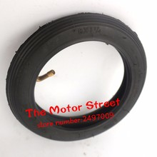 8x1 1/4 Inch High Quality Inner tube motorcycle Tire for Scooter A-Folding Bike Electric / Gas Scooter qingda Tyre