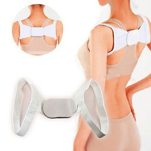Shoulder belt Adjustable Women Back Support Belt Posture Corrector Brace Support Posture Shoulder Corrector Health