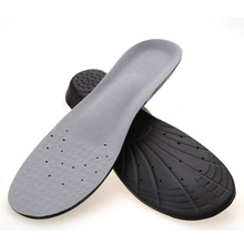 1 pair Size S/M/L PU Memory Foam Orthotic Arch Support Insole Cushion Sports Shoe Pads Massage Foot Care Tools(China)