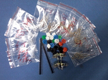Free shipping 1LOT generic parts package For Arduino kit ( shippng list: 1~20 list for 1package.=20P best quality.
