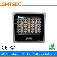 SI-42W 42PCS LED 90M White Light Illuminator DC/AC Angle 15-90 Degrees Optional IP66 Light Lamp For CCTV Security Camera