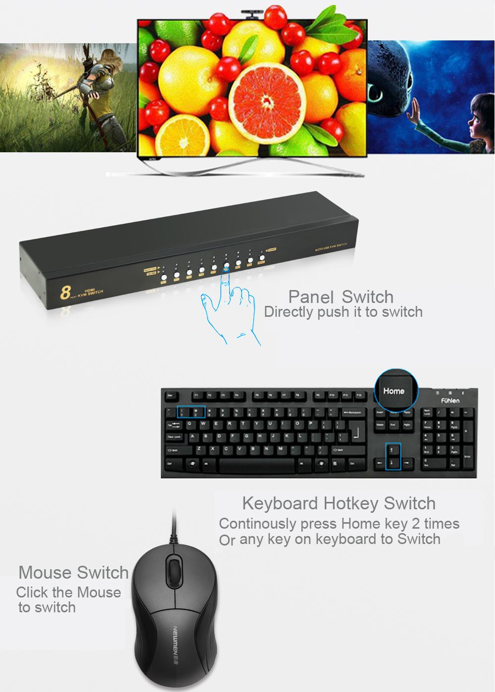 HDMI Switcher(9)
