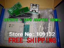 EZP2010 USB HIGH SPEED PROGRAMER +SOP8 150mil ADAPTER Support 24,25,93 EEPROM FLASH