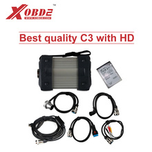 Best Quality for MB Star C3 Full Set Auto Diagnostic Tool for Cars and Trucks Multiplexer with Xentry DAS WIS EPC HDD Software