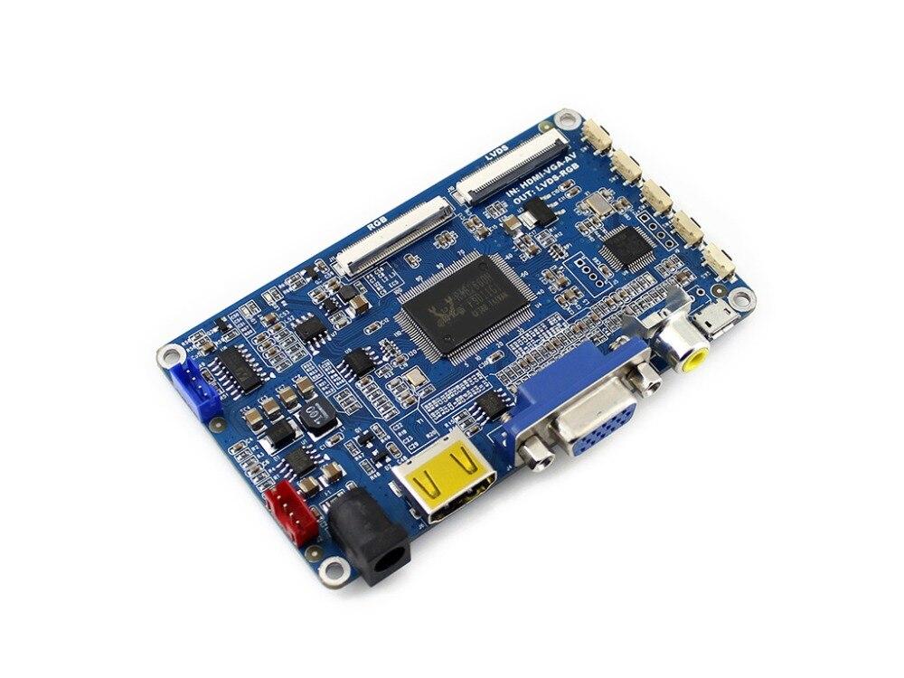 HDMI-LCD-Board