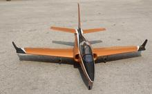 RC airplane Taft hobby Viper with 90mm EDF KIT without EDF, without electric retract(China)