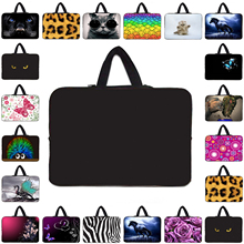 "7"" 7.9"" 10"" 12"" 11.6"" 13"" 14"" 15"" 17"" 17.3"" Laptop Sleeve Bag Handle Carry Cover Cases Pouch Computer Accessories Notebook Bags"