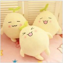 The new  Child plush toys wholesale 40cm game Animation dolls Mandragora small bean sprouts Child & Gifts free door
