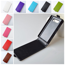 For Nokia Lumia 820 Flip PU Leather Cover For Nokia 820 Case Vertical Magnetic Flip Phone Accessories J&R Brand 9 colors
