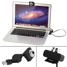 Newest USB 30M Mega Pixel Webcam Video Camera Web Cam For PC Laptop Notebook Clip(China)