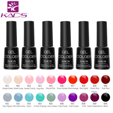 KADS 1Pc Nail Gel Polish Gel Soak-off Gel Nail LED UV 7ml  Nail Gel Long-lasting lacquers More engaging 4 Seasons
