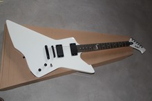 2015 New + Factory + white ESP snakebyte james hetfield signature electric guitar Rosewood fretboard