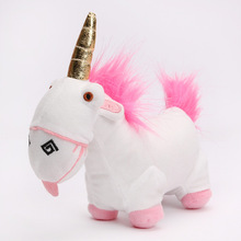 New Unicorn unicornio Cute Plush Toy Soft Stuffed Animal PlushToys Dolls Large Size Kids Baby Birthday Gift Toys  22 cm