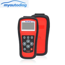 100% Original Autel MD801 Pro 4 in 1 Code Scanner(JP701 + EU702 + US703 + FR704) MaxiDiag PRO MD 801 Code Reader