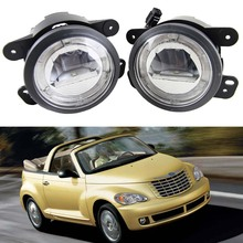 Muilti Function LED Auto Drl dayLight for Jeep Wrangler 07-09 Dodge Journey Chrysler 300 10w replacement led fog driving light(China)