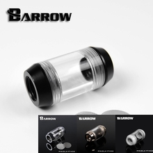 Barrow G1 / 4 White Black  water cooling system dedicated dual spiral pattern filters connector computer water cooler fitting