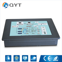 "12"" Embedded Mini PC Industrial Computer CPU Inter N2807 1.6GHz Touch Screen 2G RAM 32G SSD Industrial all-in-one PC(China)"