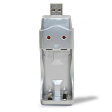 Centechia 1Pcs Ni-MH AA AAA Rechargeable Battery USB Charger Worldwide Store(China)