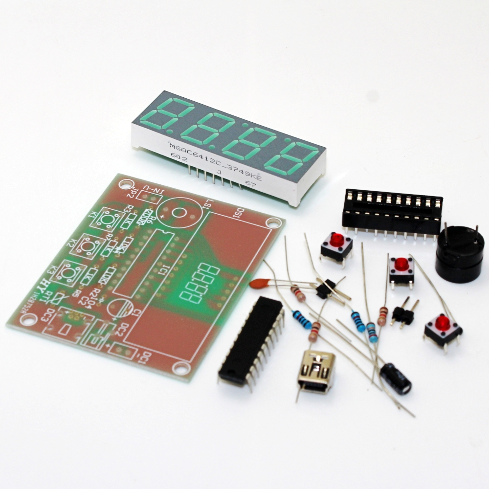 Digital Voltmeter Kit : Online buy wholesale digital thermometer kit from china