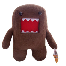 2016 New 18CM-32cm Domokun Funny Domo-kun Doll Children Novelty Creative Gift the Kawaii Domo Kun Plush Toys For Kids(China)