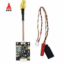 AKK X1P 5.8Ghz 40CH 25mW 200mW 600mW Switchable FPV AV Transmitter with Pigtail for Racing Drone