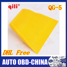 Free ship  Qili QG-05 High temperature Resistance Imported POM Trapezoidal Hard Scraper SqueegeeTool