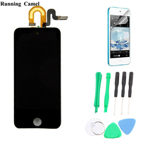 Running Camel for Apple iPod Touch 5 5G 5th LCD Display Touch Screen with Digitizer Full Assembly replacement parts + tools