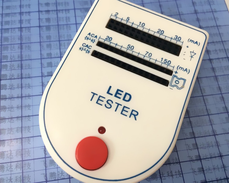 Mini Handy LED Tester Test Box 2~150mA for Light-emitting Diode Bulb Lamp(China)