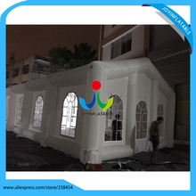 10X5M Joy Inflatable Brand White wedding inflatable tents, Inflatable event tents, China advertising tent for events