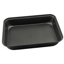 High Quality Big Size Oblong Shape Ovenware Pizza Pans Cake Pans Baking Pans, JSF-Metal Molds-008