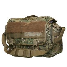 "WINFORCE Tactical Gear/ ""Messenger"" Low Profile Bag / 100% CORDURA / QUALITY GUARANTEED MILITARY AND OUTDOOR CARRY BAG"