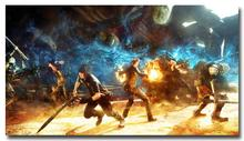 Final Fantasy XV Game Art Silk Poster Print 13x24 24x43inch Wall Pictures For Bedroom Living Room Decor 052