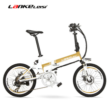 G550 High-quality 20 inches Folding Electric Bike, 36V 13.8Ah /240W, Aluminum Alloy Frame, Magnesium Alloy Wheel, Folding Pedal.(China)