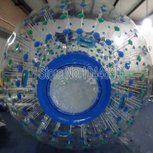 Super deal 3m Dia giant zorb ball,disco ball for water games(China)
