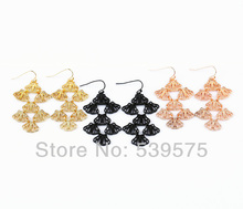 New Fashion Alloy Dangles Earrings Chic Fashion Accessories Store