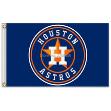 3x5fT Houston Astros 11 Major League Baseball MLB Pennant high quality polyester sports free shipping US sports leagues