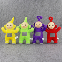 1Pcs 25cm Teletubbies Laa Po Tinky Dipsy Plush Toy Doll Stuffed Soft Toys Dolls 4Styles Selectable