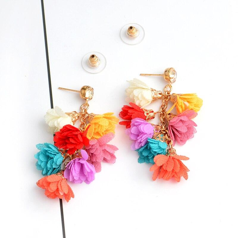Romantic-Drop-flowers-beige-pink-blue-grey-colorful-Tassels-Drop-Earrings-danglers-Bohemia-Ethnic-BOHO-Winter(2)