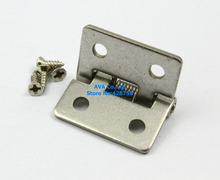 10 Pieces Steel Small Automatic Closed Jewelry Box Hinge Spring Loaded Hinge 24mm