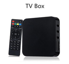 BOX Android 6.0 Smart Set-top TV Box 4K Quad Core H2.65 WIFI Youtube DTS Dolby IPTV Media Player