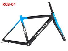 2017 carbon road bike frames racing bike frame super light confortable design carbon road frame BSA cycling frame set