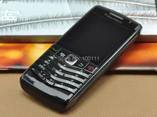 Unlocked Original BlackBerry 9105 cell phone 3.2MP Camera WIFI smart phone Free Shipping(Hong Kong)