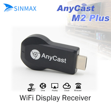 Buy Anycast m2plus Chromecast 2 mirroring multiple Smart TV stick Adapter Mini PC Android Chrome Cast HDMI WiFi Dongle 1080P dongle for $9.07 in AliExpress store