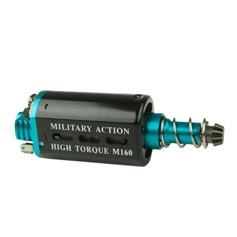 New High Torque Heat dissipation Type M160 AEG Motor for Airsoft AK M16/M4/MP5/G3/P90 AEG Hunting Accessories<br>