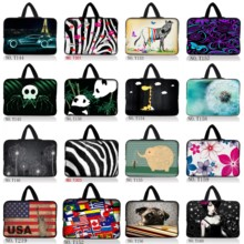 "2016 New fast delivery wholesale factory original 10/12/13/14/15/17"" laptop soft neoprene sleeve for ipad for macbook ari /pro"