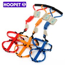 HOOEPT Exclusive Custom Collar Suit Traction And Set-Shaped Harness Leash Out Traction Essential Nylon Products Collar 3Colors